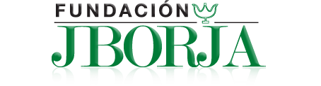 Fundación JBorja con apoyo de <br>Fundacion Gloria Kriete